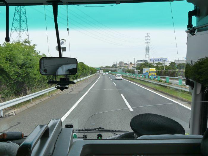 順調に名古屋へ