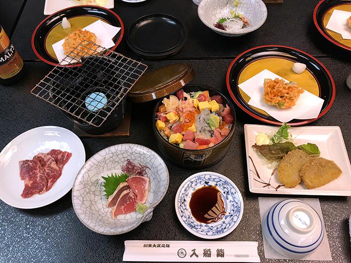 入船鮨_料理